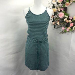 🎉💖LOU & GREY TANK TOP DRESS LINEN BLEND GREEN